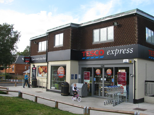 Lordswood  TESCO EXPRESS | by BRG2
