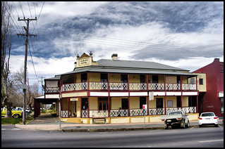 Albion Hotel, Braidwood, NSW | by Thanks for 2 million views