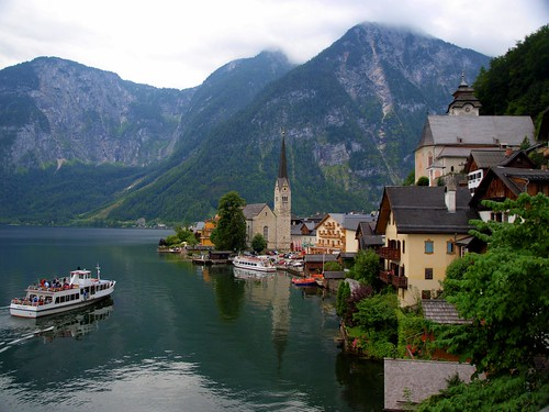 Hallstatt | by Asun Idoate