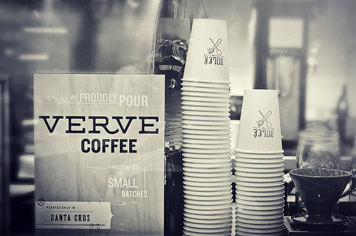 Verve Coffee at Cafe Dulce in Little Tokyo, Los Angeles | by r.e. ~