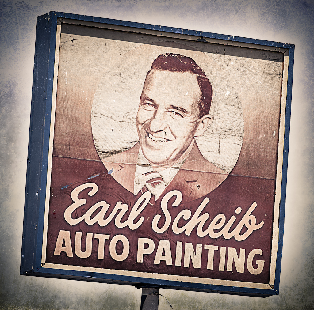 Earl Scheib I Ll Paint Any Car For