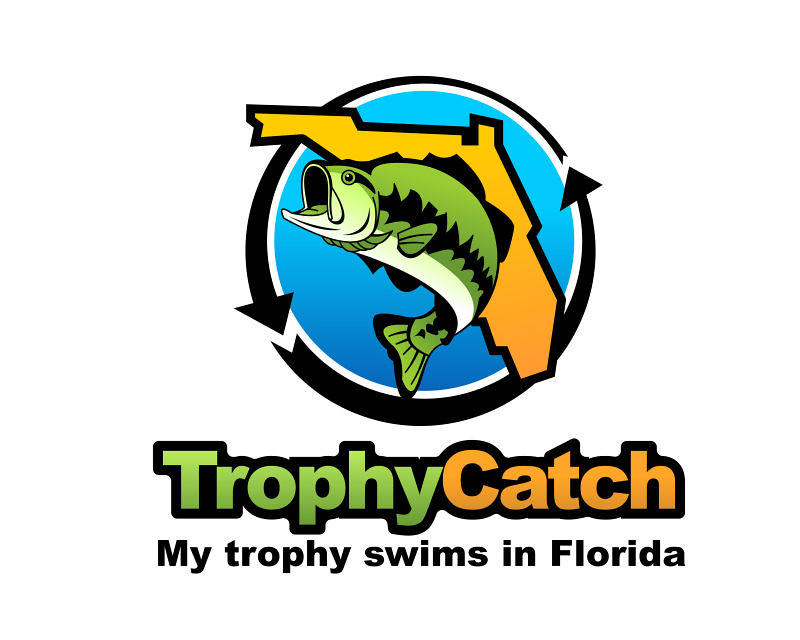 Trophycatch logo florida fish and wildlife flickr for Fish and wildlife florida
