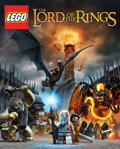 LEGO Lord of the Rings Monsters and Villains Poster | by fbtb