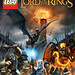 LEGO Lord of the Rings Monsters and Villains Poster