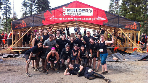 Tough Mudder team builders obstacle | by ClifBar&Co