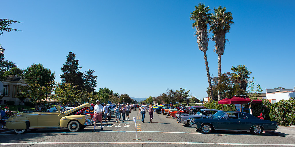 Downtown Livermore Car Show The Altamont Cruisers Rd Nos Flickr - Livermore car show