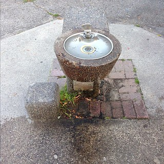 Ontario Parks & Rec water fountains circa 1970s | by yougrowgirl