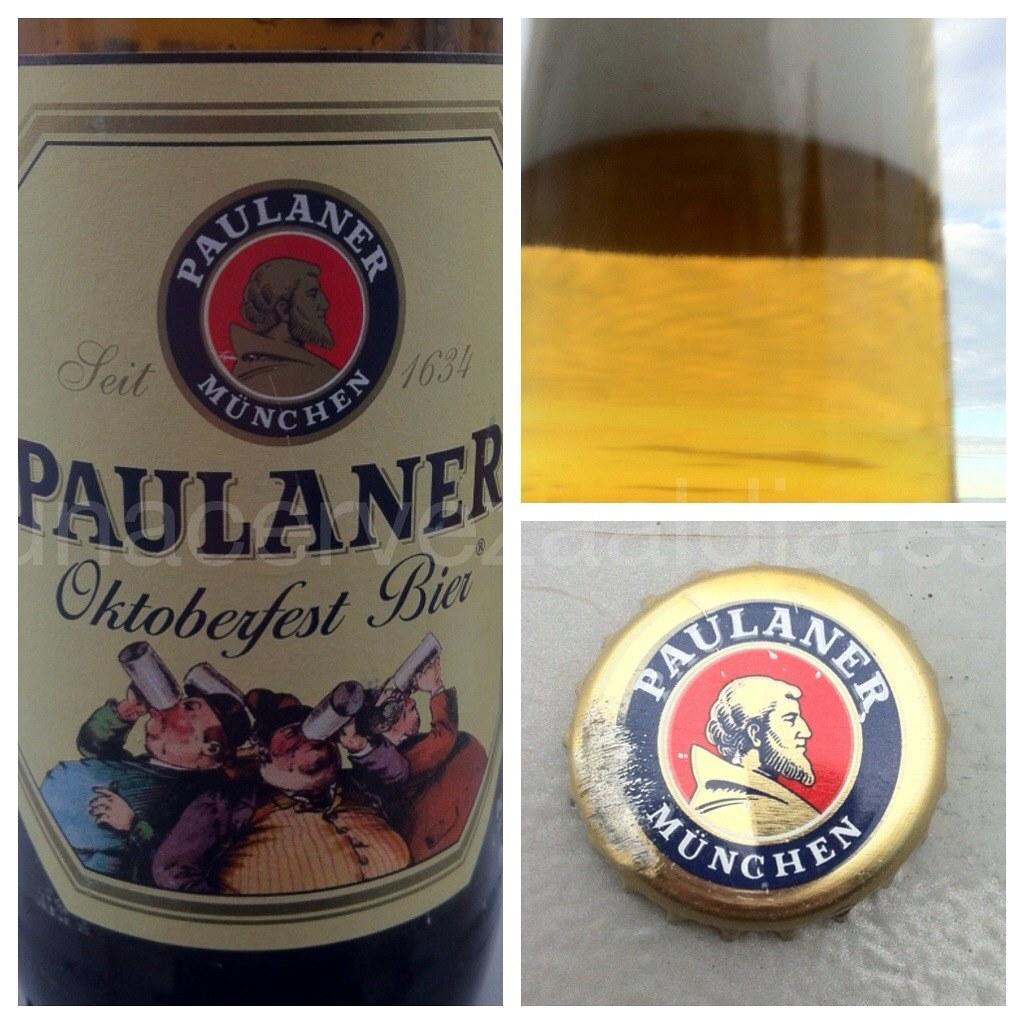 paulaner bier oktoberfest