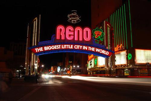 A Reno casino