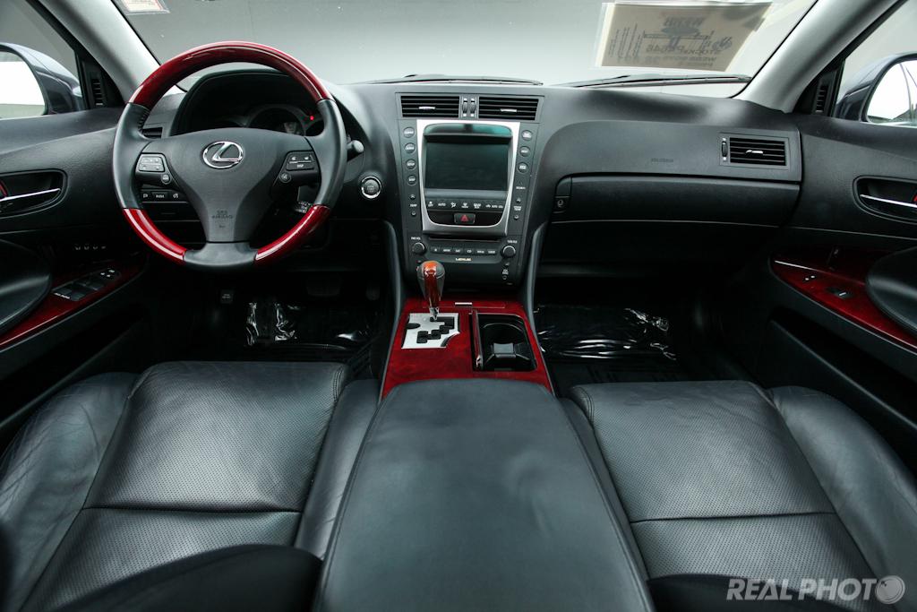 2010 Lexus GS300 Black 2010 Lexus GS300 Black In The