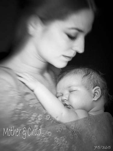 Mother & Child 75/365 | by Wanda Abbing Photography
