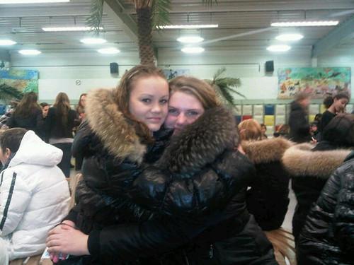 Girls Snow Jacket