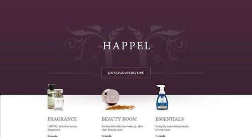 HAPPEL Web Store | by happel.media