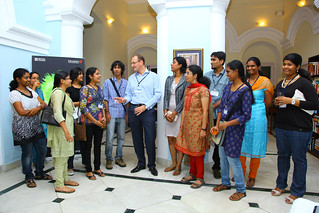 Farewell to Indian students to UK | by UK in India