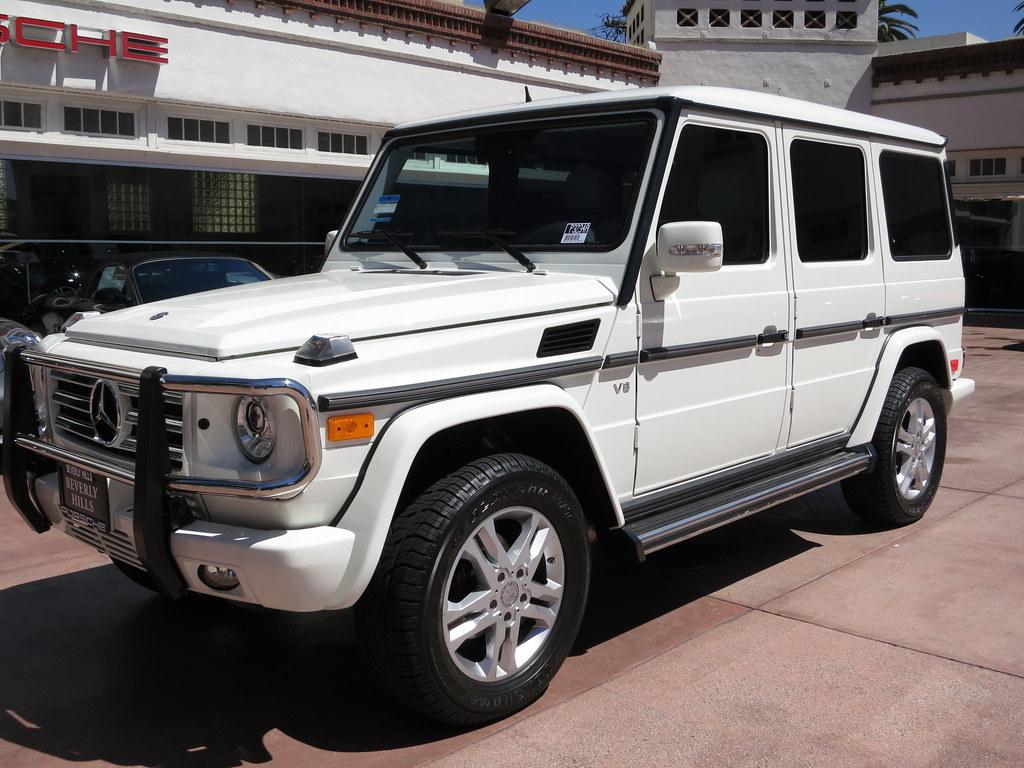 2012 mercedes benz g 550 g wagon geladenwagen white porcel for All black mercedes benz g wagon