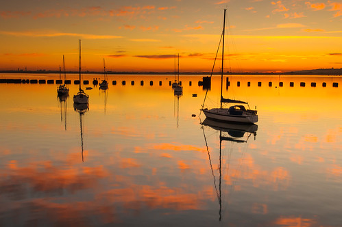 Harbour Reflections | by Sunset Snapper