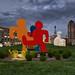 Pappajohn Sculpture Park  - Des Moines, IA