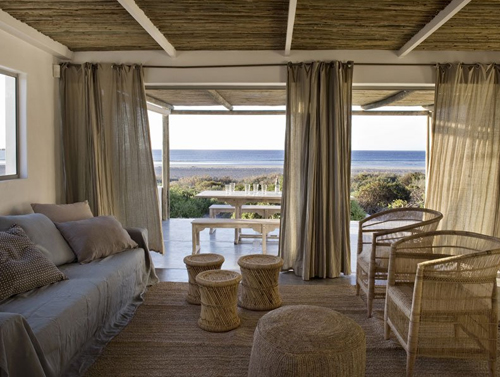 a beach house in south africa | by the style files