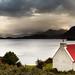 Loch Torridon in Scotland