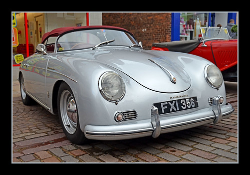 classic porsche | by coulportste