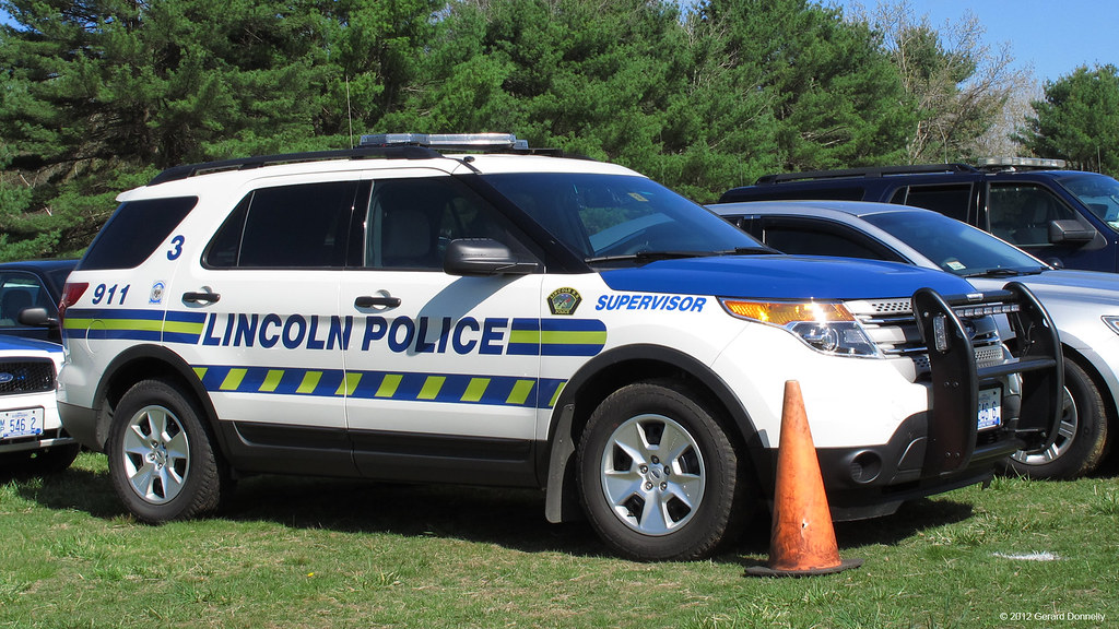 Lincoln Police Department Nh Usa Location Hampton N Flickr