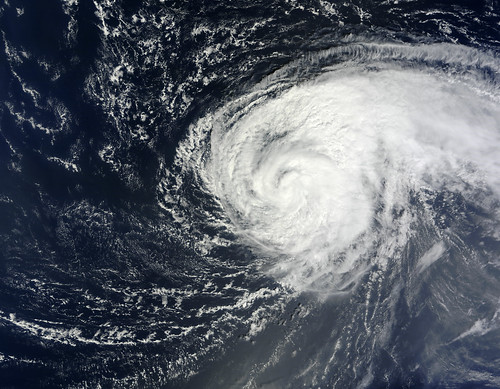 Hurricane Nadine in the Atlantic Ocean 2 | by NASA Goddard Space Flight Center