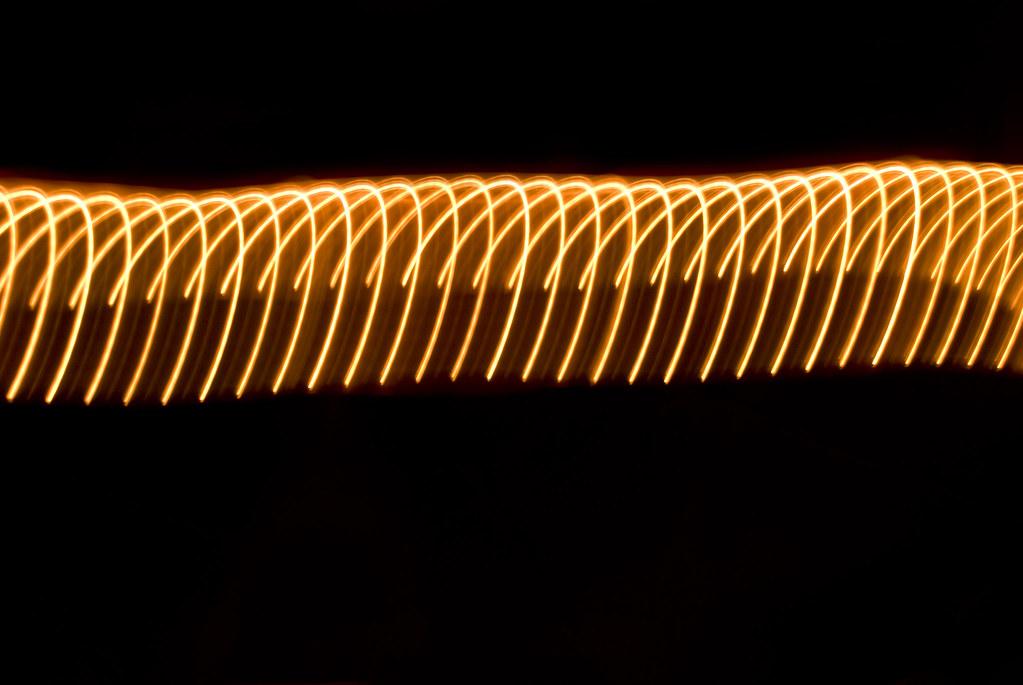 Terraza de verano luces foto de las luces de una for Luces led para terrazas