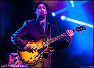 Soulive | by Nick Irving