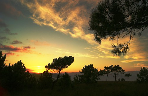Sunset Pinos Altos | by Jose A. Valdés