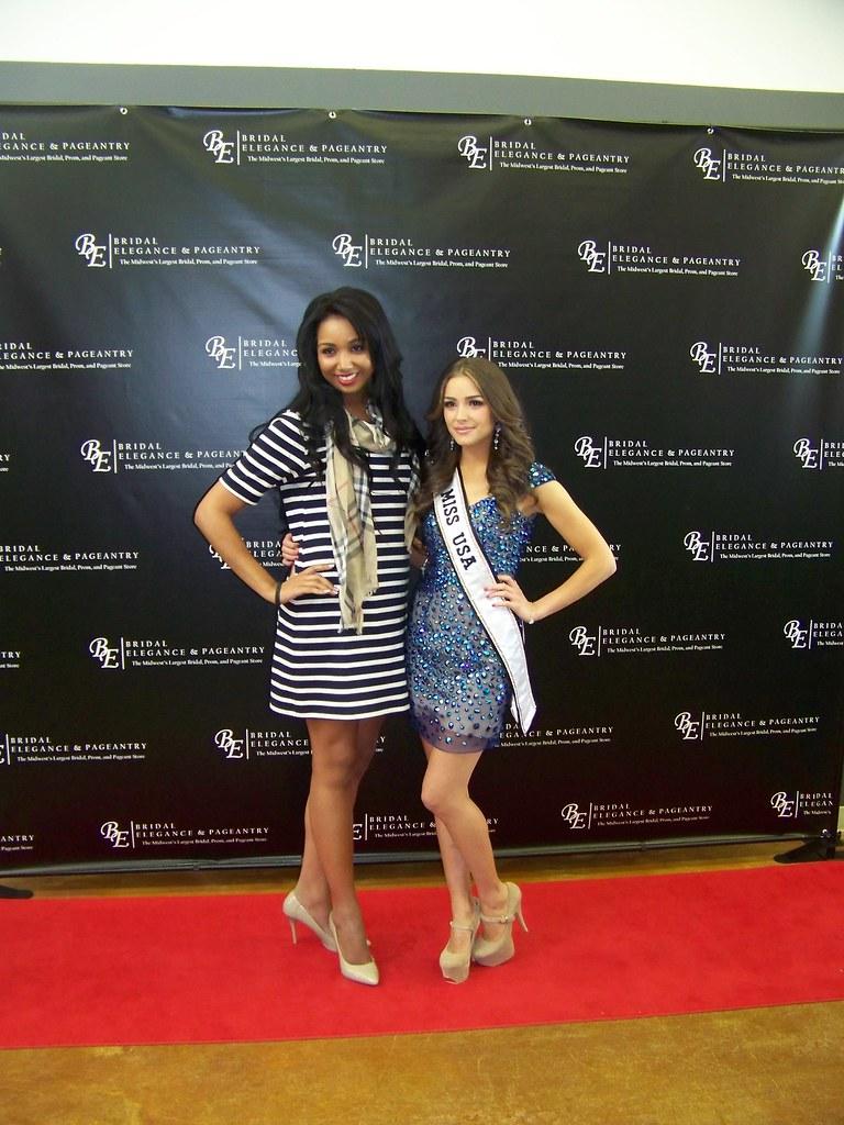 2012 Bridal Elegance Pageant Preparation Weekend with Miss… | Flickr