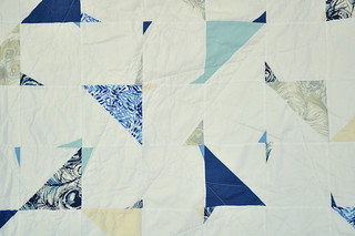 Triangle Quilt - detail | by emmmylizzzy