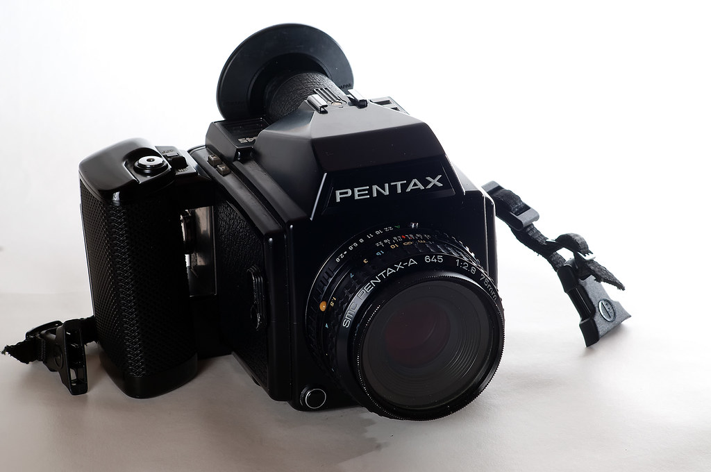 CCR - Review 11 - Pentax 645
