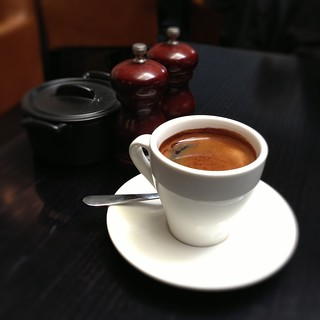 Long black coffee at Morris Jones in Windsor | by ultrakml