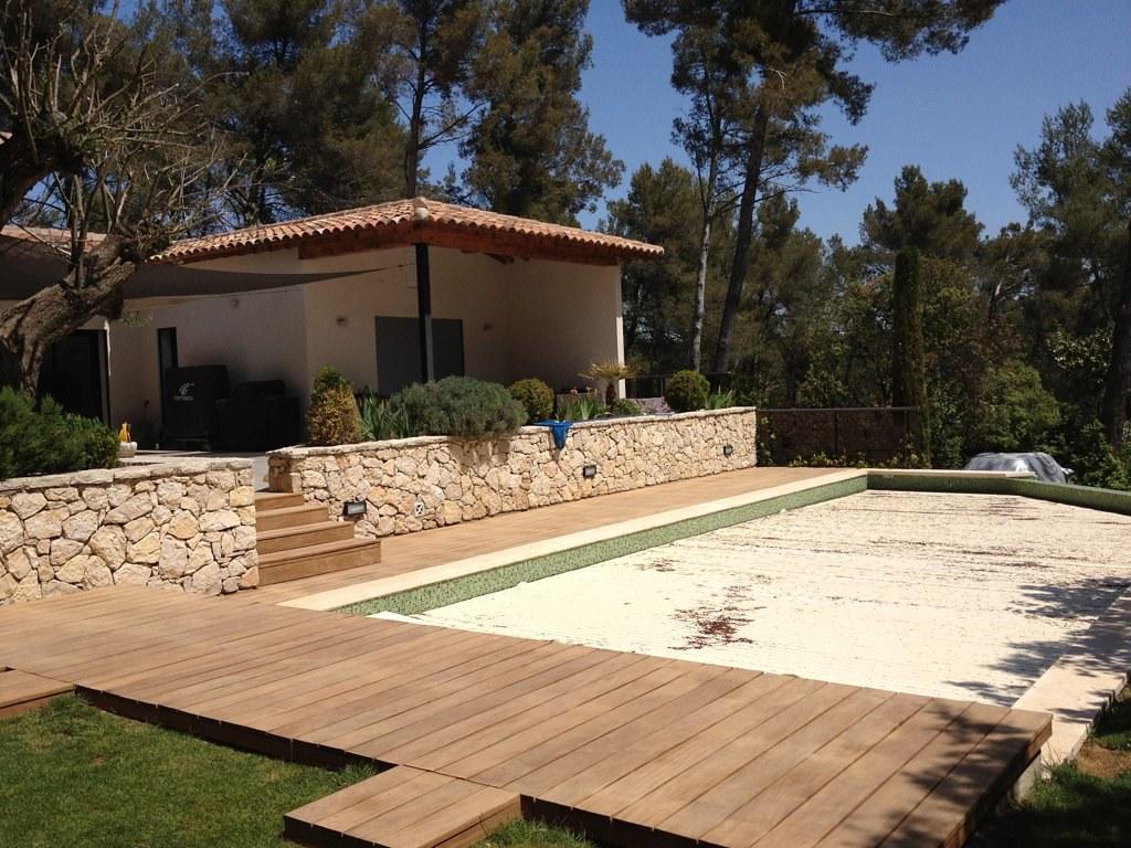 Terrasse En Bois Exotique terrasse bois exotique ipé, 13, cabriès, paca, provence, e