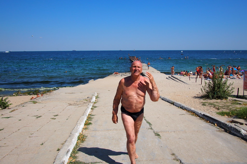 Odessa Beaches Otrada Series I Think This Is The