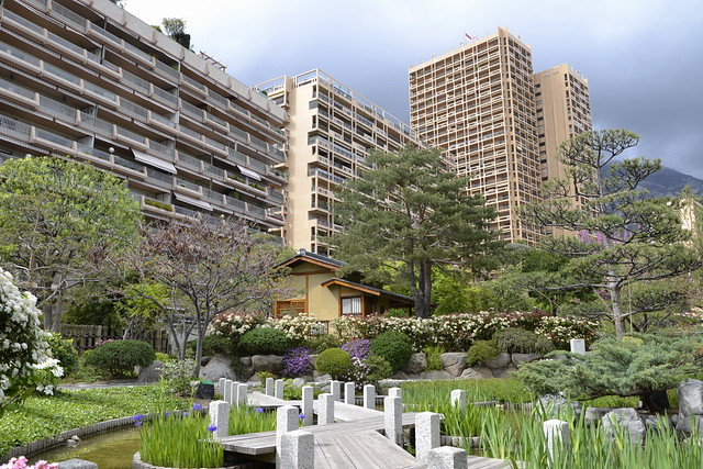 Le jardin japonais de monaco caract ristiques du for Le jardin japonais monaco