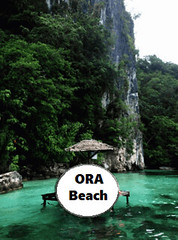 Hidden Paradise in Ora Beach, Maluku
