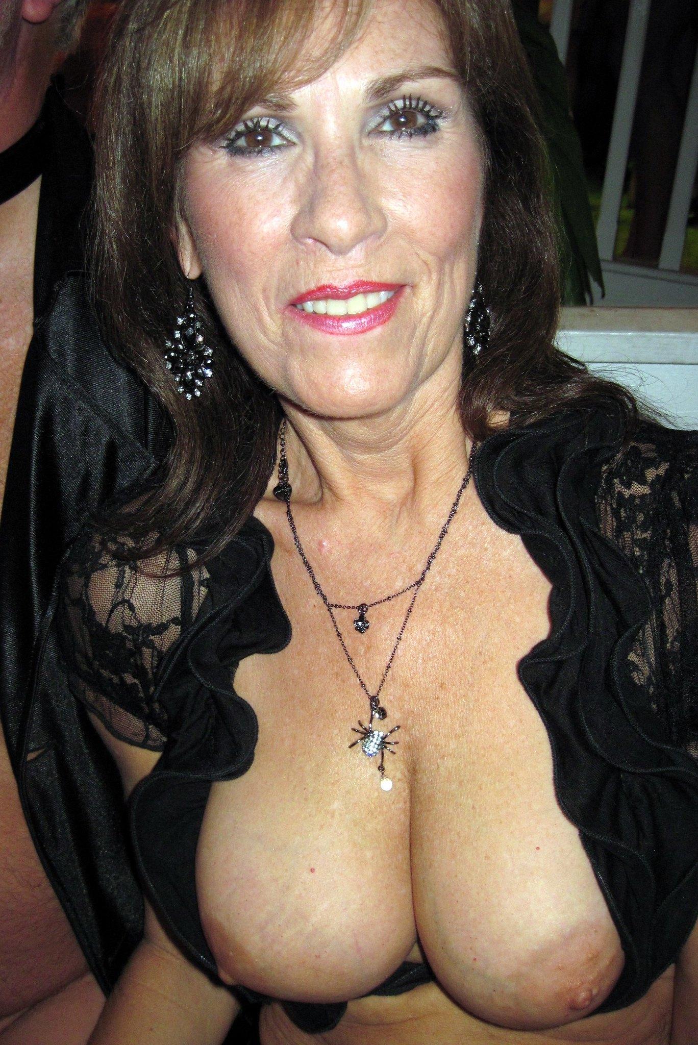 Milf cleavage tumblr-1678