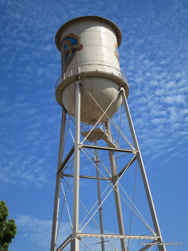 Animaniacs | The Warner Brothers water tower | Damien | Flickr
