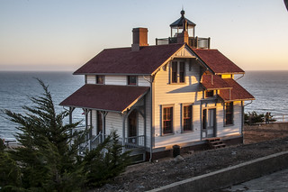 Sunset Light on Lighthouse | by jkirkhart35