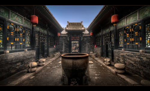 Pingyao (平遙) - Back yard | by PK Visuals