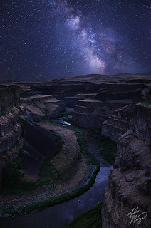 Galactic Canyon | by Alex Noriega.