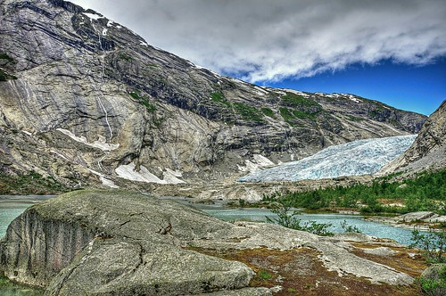 Nigardsbreen II / Explore Sep 10, 2012 #172 | by MK|PHOTOGRAPHY