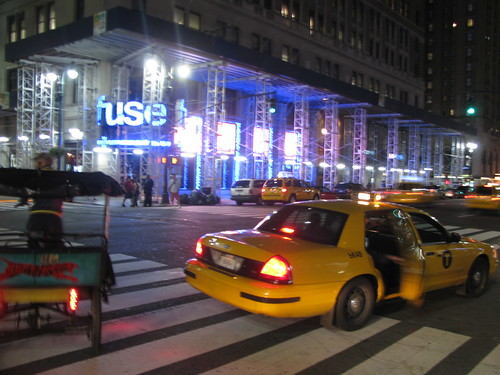 Madison Square Cabs | by edenpictures