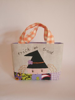 Bag trickortreatwitch2a | by Roxy Creations