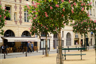 Place Dauphine | by Paris in Four Months