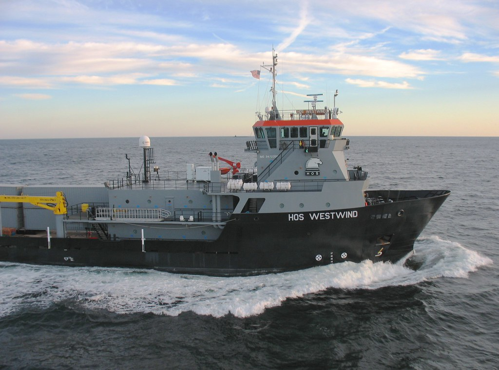 MV HOS Westwind