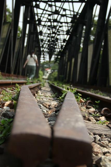 マレー鉄道跡