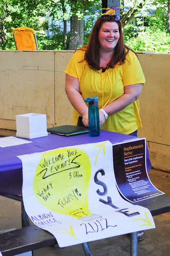 Albion College: Sophomore Year Experience Welcome Back | by albion-college
