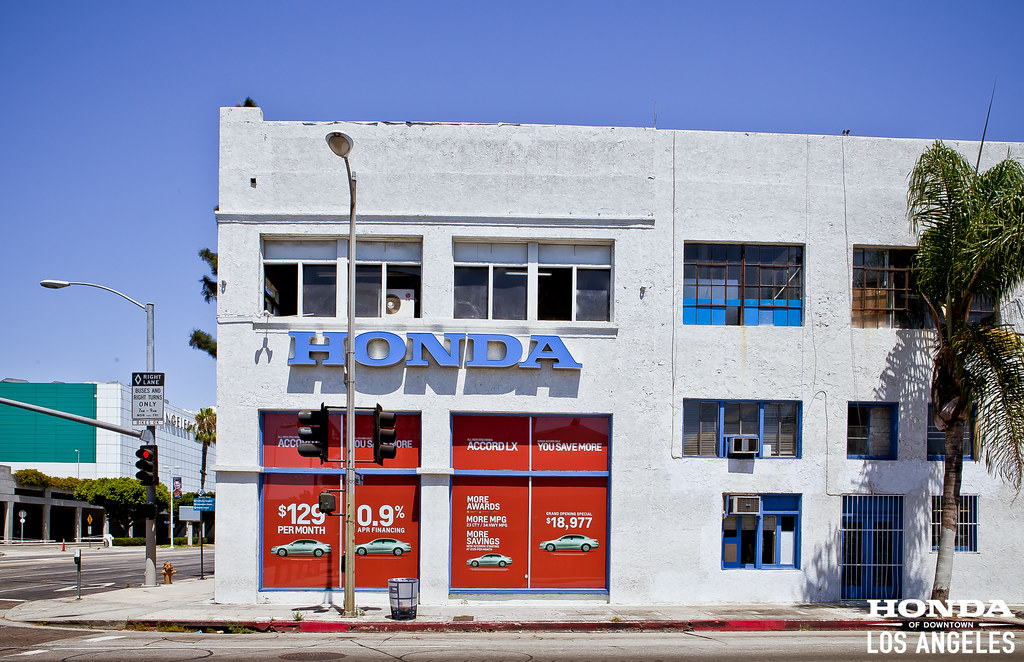 Delightful ... Honda Of Downtown LA Store Front   12 | By Tier10 Marketing